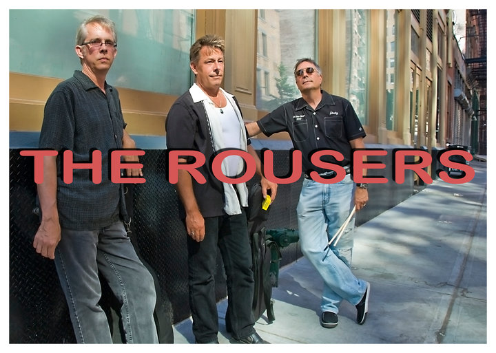 The Rousers - CD Shot
